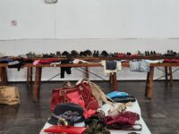 Distribuição de roupas segue nesta quinta-feira em São Sepé