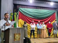 Solenidade marca abertura dos Festejos Farroupilhas 2021 em São Sepé