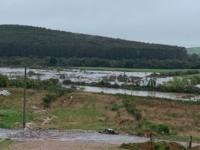 Nível do Rio São Sepé sobe e gera problemas no abastecimento de água