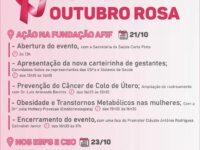Secretaria Municipal da Saúde realiza ação alusiva ao Outubro Rosa em São Sepé
