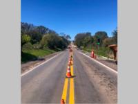 Ponte sobre Arroio Bossoroca terá restrições de tráfego no final de semana